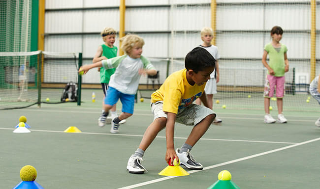 Activity programme at the Shrewsbury Club