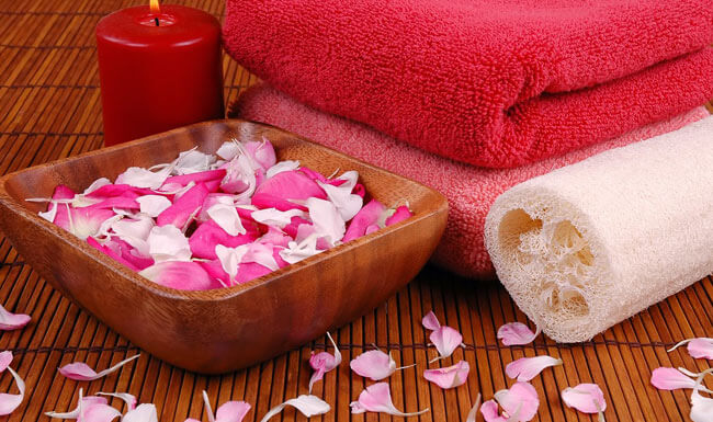 Spa Offers at the Shrewsbury Club