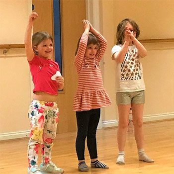 Performing arts for kids at the shrewsbury club