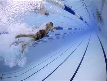Make a splash with swimming lessons at The Shrewsbury Club