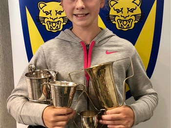 Tennis Shropshire's County Championships a huge success at The Shrewsbury Club