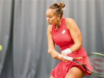 Netherlands Fed Cup ace in line to return to The Shrewsbury Club