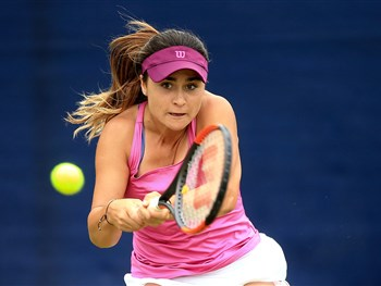 Gabriella Taylor set to lead British challenge top tennis tournament here at The Shr...