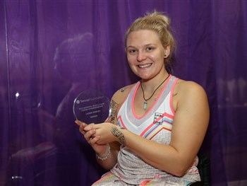 Ten-time Grand Slam champion Jordanne Whiley enjoys winning return at The Shrewsbury...