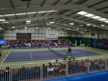 World Tour Tennis Returns to The Shrewsbury Club