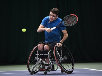 National Wheelchair Tennis Championships hailed a success at The Shrewsbury Club