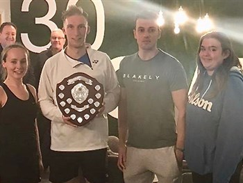 The Shrewsbury Club successfully retain the Mackenzie Shield by beating Woore Tennis...